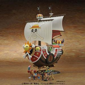 ワンピース 本格派帆船プラモデル サウザンド・サニー号 新世界編Ver. バンダイ|hobby-zone