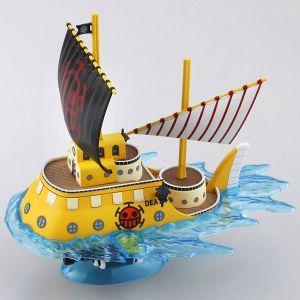 ワンピース 偉大なる船コレクション 02 トラファルガー・ローの潜水艦(ハートの海賊団)(再販) バンダイ【03月予約】|hobby-zone