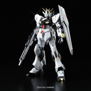 MG 1/100 RX-93 ニューガンダム(νガンダム) Ver.Ka チタニウムフィニッシュ バンダイ プラモデル ガンプラ|hobby-zone