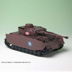 ガールズ&パンツァー 1/35 IV号戦車D型改(H型仕様) -あんこうチームVer.- プラッツ プラモデル|hobby-zone