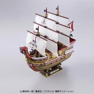 ワンピース 本格派帆船プラモデル レッド・フォース号 バンダイ|hobby-zone