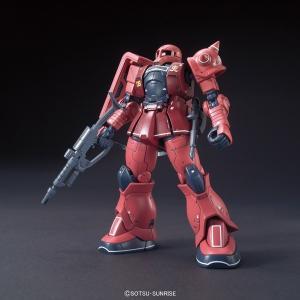 HG 1/144 機動戦士ガンダム THE ORIGIN No.013 MS-05S シャア専用ザクI バンダイ|hobby-zone