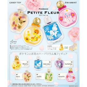 ポケットモンスター Petite Fleur 1BOX(6個入り) リーメント【08月予約】|hobby-zone