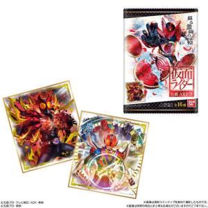 仮面ライダー 色紙ART3 1BOX(10個入り) バンダイ|hobby-zone