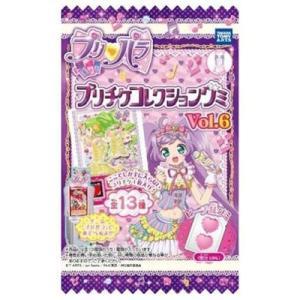 プリパラ プリチケコレクショングミ vol.6 1BOX(20個入り) タカラトミーアーツ|hobby-zone