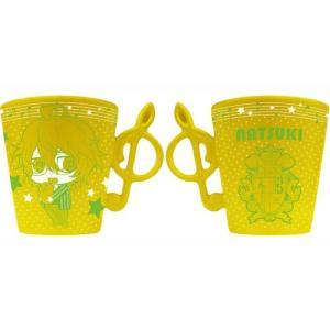 うたの☆プリンスさまっ♪ 音符ハンドルマグカップ ちみプリシリーズ 四ノ宮那月 ブロッコリー 食器類|hobby-zone