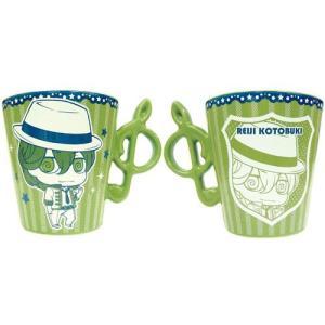 うたの☆プリンスさまっ♪ 音符ハンドルマグカップ 寿嶺二 ブロッコリー|hobby-zone