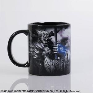 ディシディア ファイナルファンタジー マグカップ Black 【CR】 スクウェア・エニックス|hobby-zone