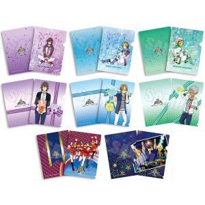 KING OF PRISM by PrettyRhythm トレーディングミニクリアファイル vol.2 1BOX(8個入り) エイベックス|hobby-zone