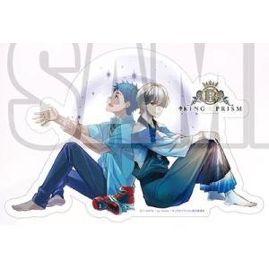 KING OF PRISM by PrettyRhythm ダイカットステッカー 一条シン&如月ルヰ ブシロードミュージック|hobby-zone