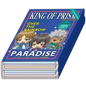 KING OF PRISM by PrettyRhythm とじコレ 6連メモ ツインクル|hobby-zone