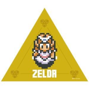 ゼルダの伝説 神々のトライフォース ドットステッカー(3) エンスカイ|hobby-zone