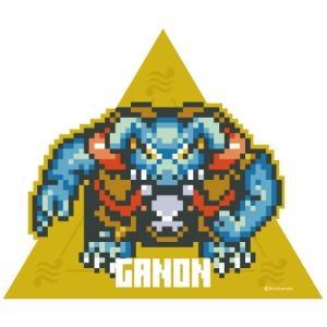 ゼルダの伝説 神々のトライフォース ドットステッカー(4) エンスカイ|hobby-zone