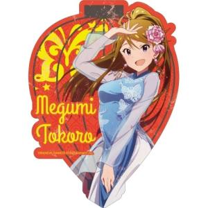 アイドルマスター ミリオンライブ!のトラベルステッカー第2弾が登場!スーツケースはもちろん、PCやス...
