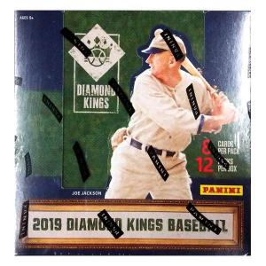 パニーニ社MLBPA公認ベースボールカードの定番ブランド「ダイヤモンドキングス」!ドンラスのサブセッ...