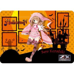 Z/X (ゼクス)-Zillions of enemy X- ラバープレイマット 倉敷世羅(ハロウィン) ブロッコリー|hobby-zone