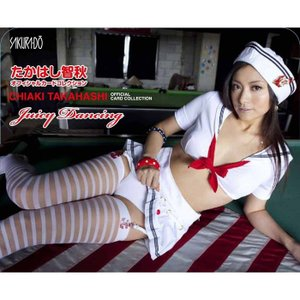 たかはし智秋 オフィシャルカードコレクション Juicy Dancing 1BOX(12パック入り) さくら堂|hobby-zone