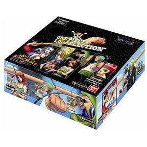 ミラクルバトルカードダス ワンピース LOG SELECTION ブースター 1BOX(20パック入り) バンダイ|hobby-zone