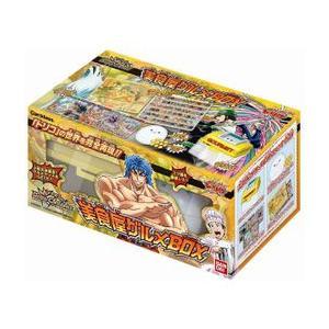 ミラクルバトルカードダス 超激闘編 対戦型トレーディングカードゲーム トリコ 美食屋グルメBOX バンダイ おもちゃ hobby-zone