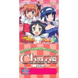 Chaos TCG ブースターパック OS:快盗天使ツインエンジェル 1.00 1BOX(20パック入り) ブシロード hobby-zone