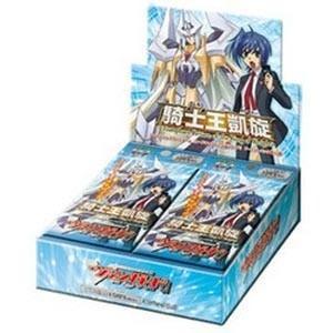カードファイト!! ヴァンガード ブースターパック 第10弾 騎士王凱旋 1BOX(30パック入り) ブシロード|hobby-zone