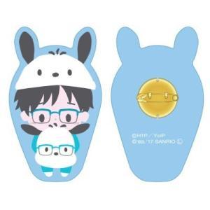 ユーリ on ICE!!!×サンリオキャラクターズ わっぷりけ (1)勇利&ポチャッコ エンスカイ【P】|hobby-zone