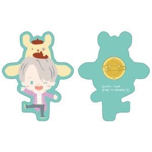 ユーリ on ICE!!!×サンリオキャラクターズ わっぷりけ (2)ヴィクトル&ポムポムプリン エンスカイ【P】|hobby-zone