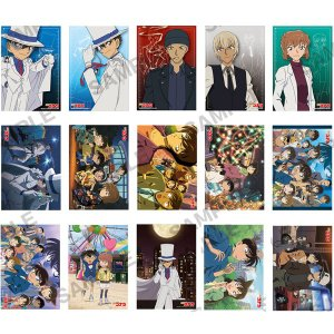 名探偵コナン ブロマイドコレクション Vol.4(ミニクリアファイル付!) 1BOX(15個入り) KADOKAWA【P】 hobby-zone