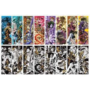 ジョジョの奇妙な冒険 スターダストクルセイダース キャラポスコレクション 1BOX(8個入り) エンスカイ|hobby-zone