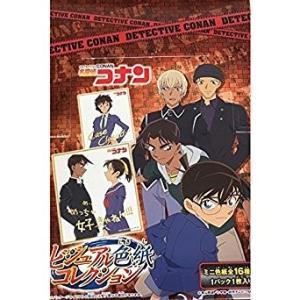名探偵コナン ビジュアル色紙コレクション 1BOX(16個入り) エンスカイ hobby-zone