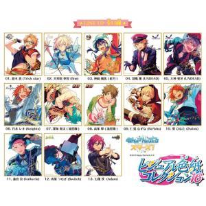 あんさんぶるスターズ 色紙コレクション16 1BOX(13個入り) エンスカイ【08月予約】|hobby-zone