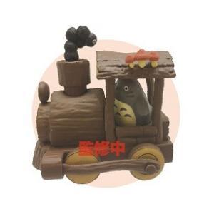 スタジオジブリ となりのトトロ プルバックコレクション トトロの手作り機関車 エンスカイ【09月予約】|hobby-zone