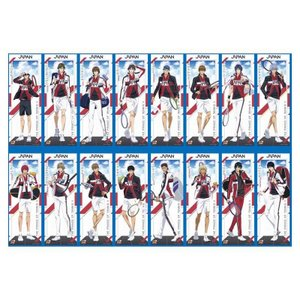 新テニスの王子様 キャラポスコレクション 1BOX(8個入り) エンスカイ|hobby-zone