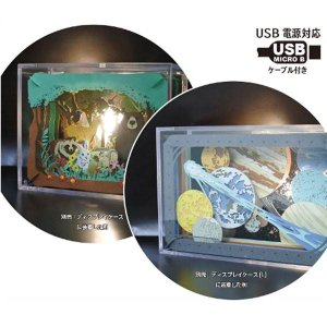 PAPER THEATER ライトアップユニット 電球色LED エンスカイ【11月予約】|hobby-zone