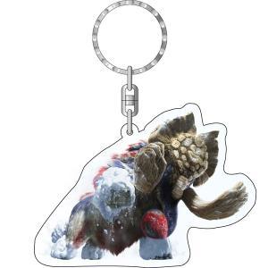 モンスターハンタークロス MHX アクリルキーホルダー 牙獣種 ガムート カプコン|hobby-zone