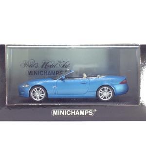 1/43 ジャガー XK コンバーチブル (X150)《2006年》3024台限定【ミニチャンプス】|hobby1987