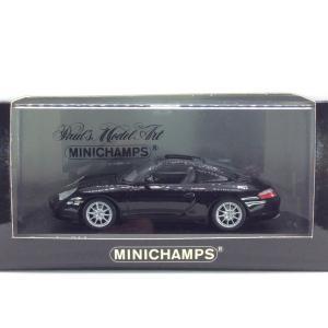 1/43 ポルシェ 911(996) targa《2001年》1440台限定【ミニチャンプス】|hobby1987
