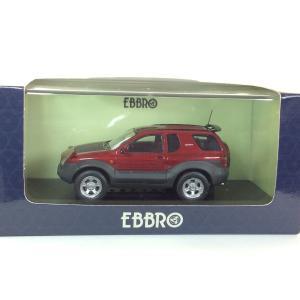 1/43 いすゞ ビークロス《1997年》【EBBRO エブロ】|hobby1987