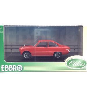 1/43 マツダ ファミリア ロータリー クーペ《1968年》3000台限定【EBBRO エブロ】|hobby1987
