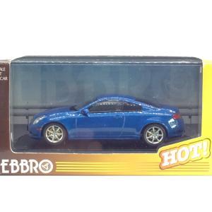 1/43 日産 スカイライン クーペ 350GT《2003年》【EBBRO エブロ】|hobby1987