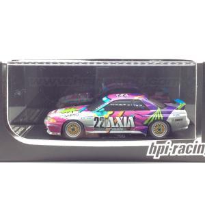 1/43 日産 GT-R (R32)《No22 AXIA SKYLINE 1992年 JTC》【hpi-racing】|hobby1987