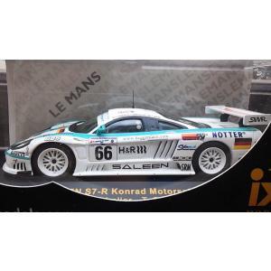 1/43 サリーン S7-R No66 ル・マン24時間レース 2002年【 iXO イクソ】|hobby1987