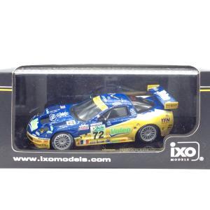 1/43 コルベット C5-R《No72 ル.マン 24時間レース 2006年》【iXO イクソ】|hobby1987