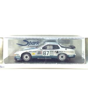 1/43 ポルシェ 924GTR T《No82 ル.マン24時間レース 1982年 1st IMSA GT》【SPARK スパーク】|hobby1987