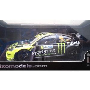 1/43 フォード フォーカス RS07 WRC No46 MONZA Rally 2009  V.Rossi|hobby1987