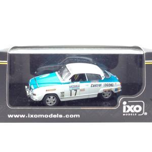 1/43 サーブ 96 No17《RAC Rally 1974 T.Rainio》【iXO イクソ】|hobby1987