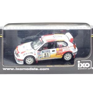 1/43 トヨタ カローラ WRC《No31 Rally Finland 2000 H.Solberg》【iXO イクソ】|hobby1987
