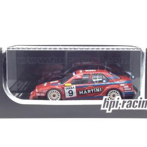 1/43 アルファロメオ 155V6 TI 《No9 ITC 1996年  S. モデナ》【hpi レーシング】|hobby1987