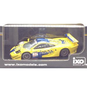 1/43 マクラーレン F1GTR《No27 FIAGT SPA-Francorchamps 1997年》【iXO イクソ】|hobby1987