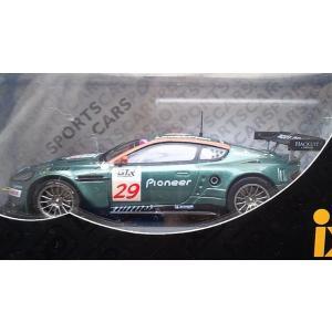 1/43 アストンマーティン DBR9 No29 スパ‐フランコルシャンレース 2005【iXOイクソ】|hobby1987